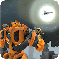 Robot City Battle Mod Apk