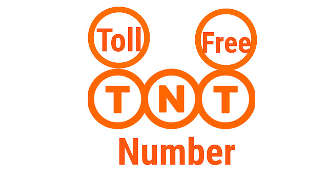 TNT Toll-Free Number India