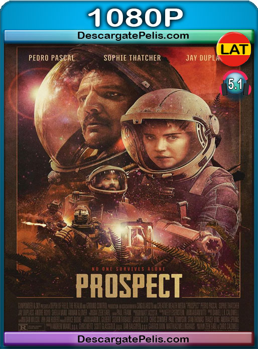 Prospect (2018) 1080P BRrip  Latino – Ingles