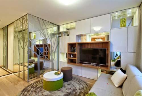Ampliare piccoli spazi arredamento facile for Arredamento per case piccole