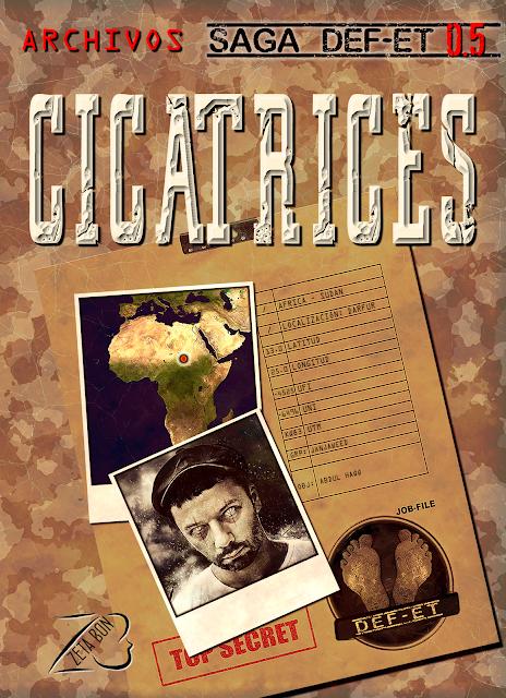 Cicatrices (Saga DE-FET 0.5) - Autor Zeta Bon