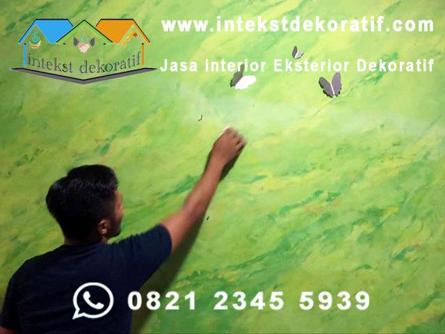 Spesialis ~ Jasa Cat Tembok Motif Bandung
