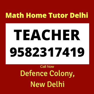 Best Maths Tutors for Home Tuition in Defence Colony, Delhi