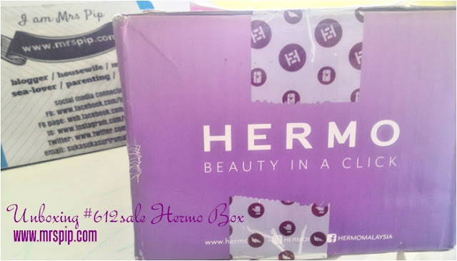 Unboxing #612sale Hermo Bundle Box