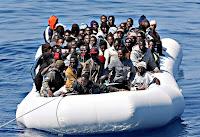 """Ce lundi 12 août, le gouvernement grec s'est dit """"profondément inquiet"""" de la hausse des arrivées de migrants sur les îles égéennes."""