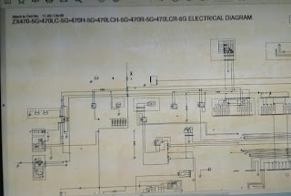 Hitachi zx470-5g 470lc-5g service workshoap manual