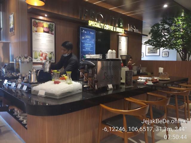 Premiere Blue Sky Lounge Terminal 2 Bandara Soetta