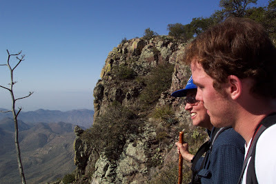 South Rim, Big Bend, Chisos Range John Chamberlin Johnnie