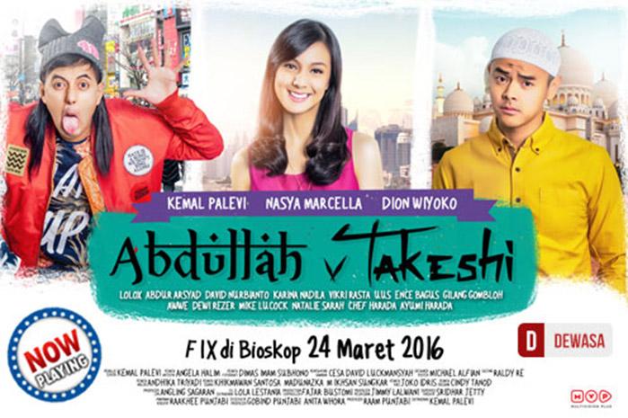 Abdullah dan Takeshi