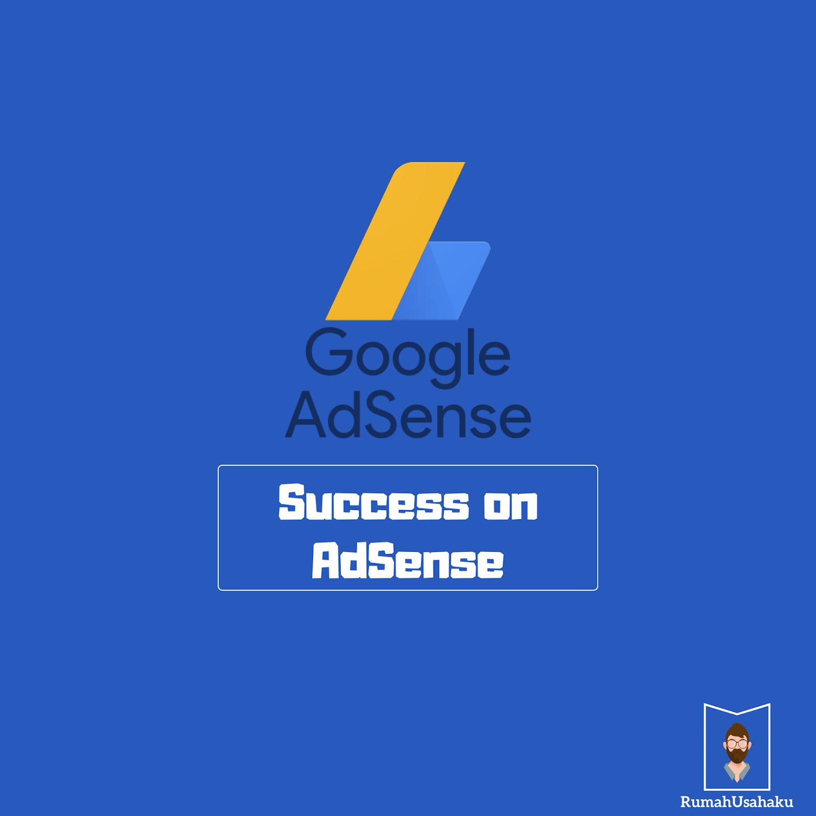 success on adsense