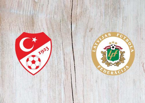 Turkey vs Latvia -Highlights 30 March 2021