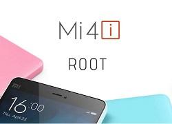 root mi4i, cara root xiaomi, how to root xiaomi mi4i, mi4i diroot