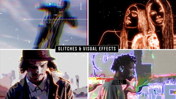 Videohive Music Video Effects 22368528