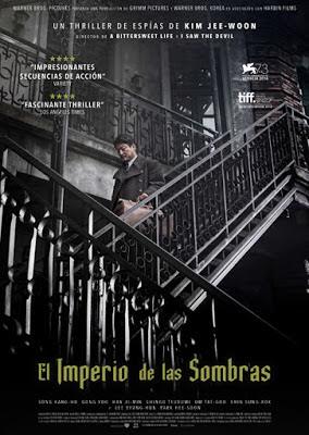 El Imperio de las Sombras en Español Latino