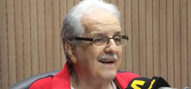 Ex-presidente do Bahia Fernando Schmidt morre aos 76 anos