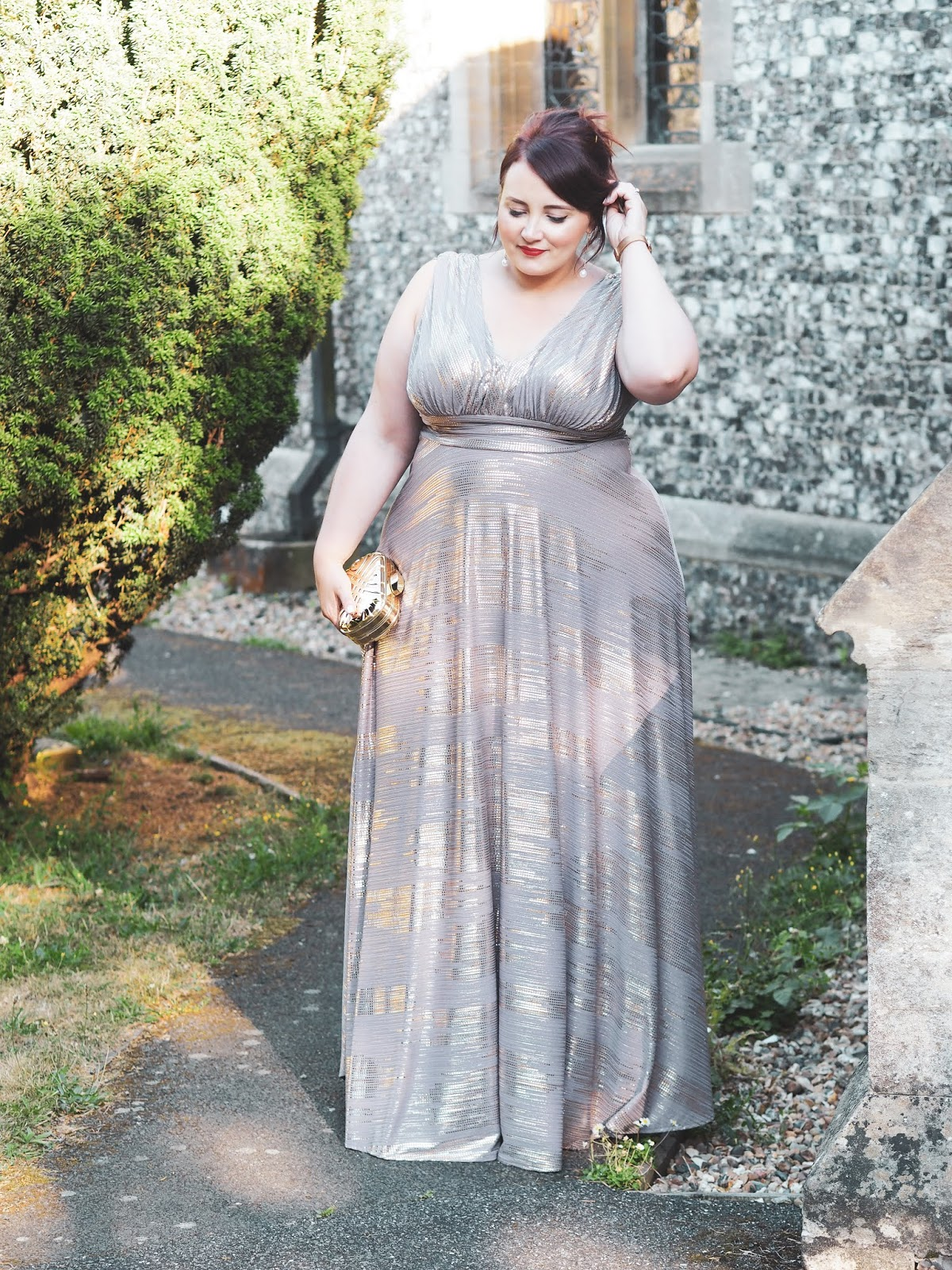 Plus Size Dresses For Black Tie Event