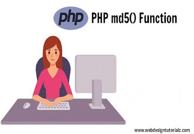 PHP md5() Function