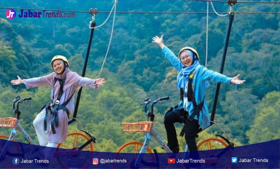 Wisata Alam Sevillage Ciloto Puncak Sedang Trends Di Jawa Barat Berikut Harga Tiketnya