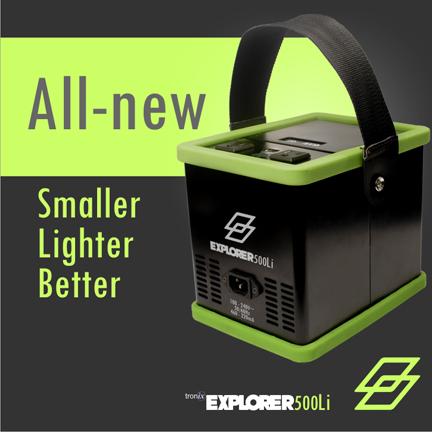 Tronix Explorer 500Li