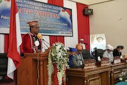 Samsuddin Kadir Minta Pemda Bersinergi Kembangkan 3 Sektor Pertumbuhan Ekonomi di Malut