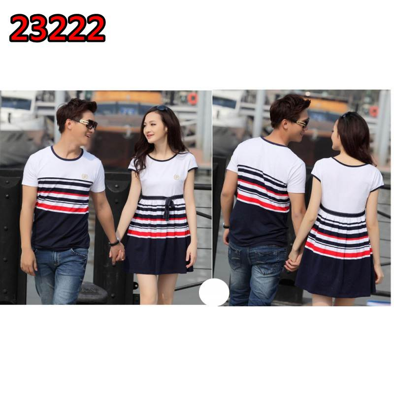 Jual Dress Couple Dress Salur HM - 23222