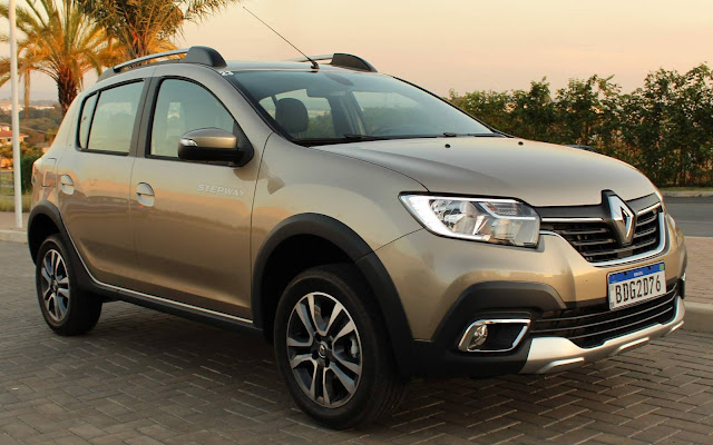 Renault Stepway 2020 Automático