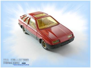 Ford Sierra Rouge