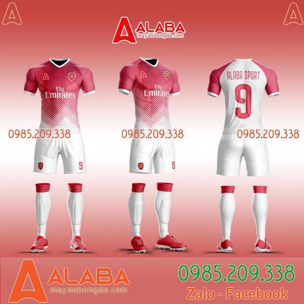 Áo clb Arsenal 2020 thiết kế riêng mới và đẹp nhất