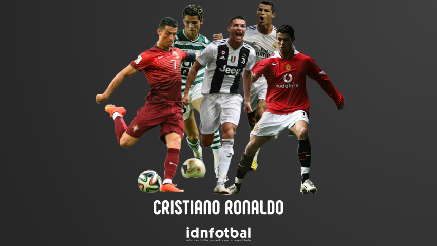 64 Tropfi Juara dan Prestasi C.Ronaldo