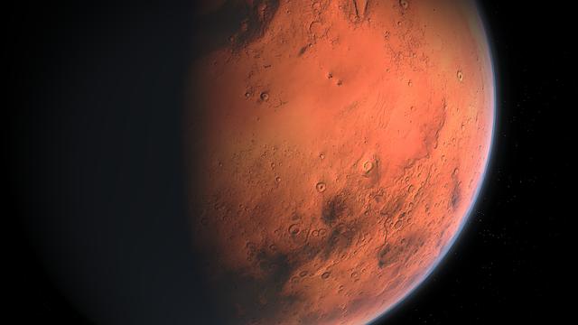 Colony-On-Mars