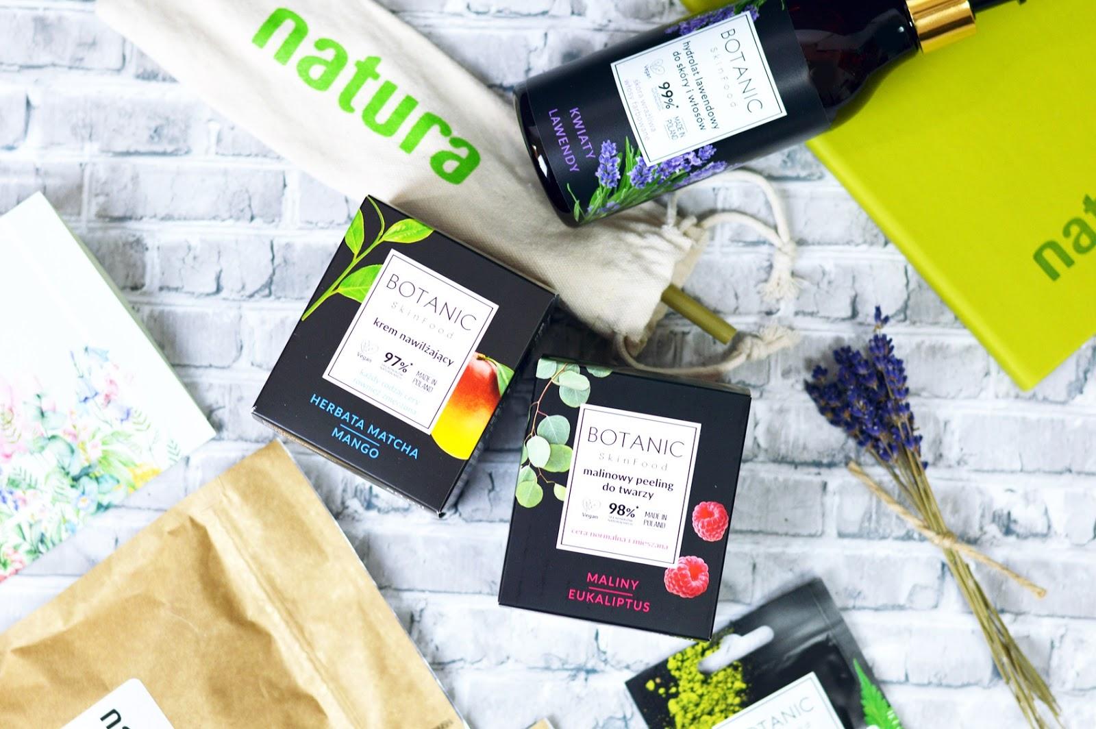 Nowa wegańska marka BOTANIC SkinFood – Drogerie Natura