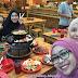 Makan di Aniq Steambot