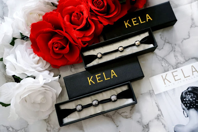THE WORLD'S MOST LUXURIOUS HAIR NON-SLIP HAIR JEWELLERY CHARMS BY KELA HAIR