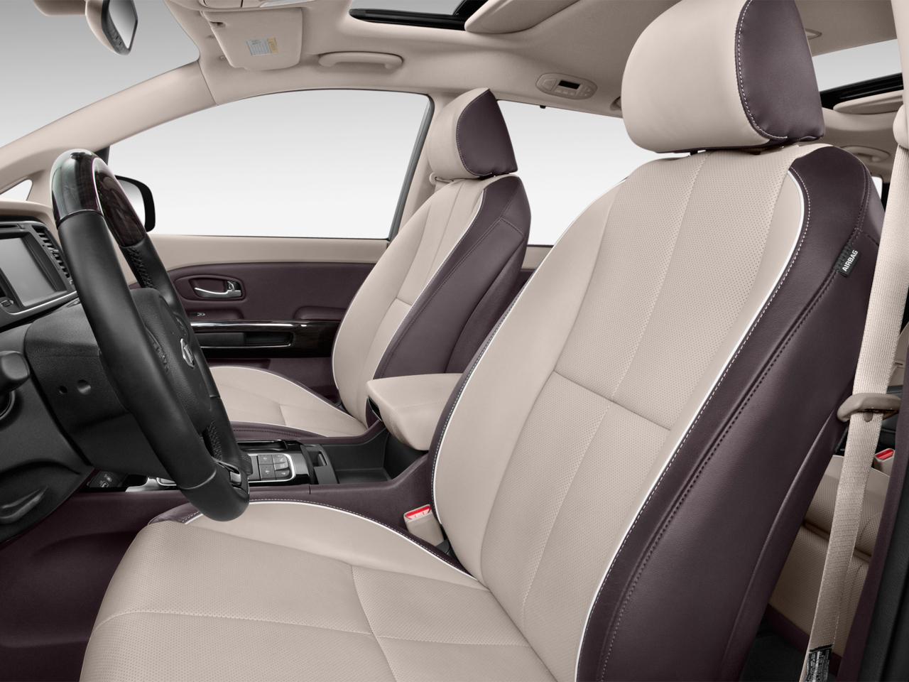 Đánh giá xe Kia Sedona 2016