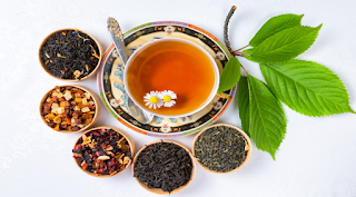 3 Most Popular Types of Tea and Their Benefits for Health