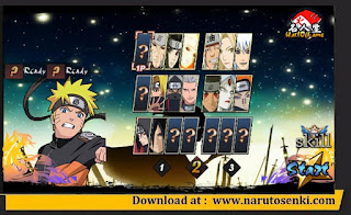 Download Naruto Senki the Last Fixed Mod by Roselle Apk