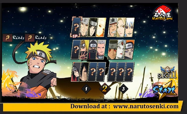 Download Naruto Senki the Last Fixed Mod by Roselle