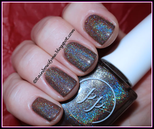 Painted Polish ~ Taupe Temptation