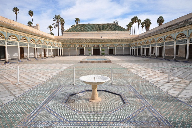 Marrakesh Moroccan
