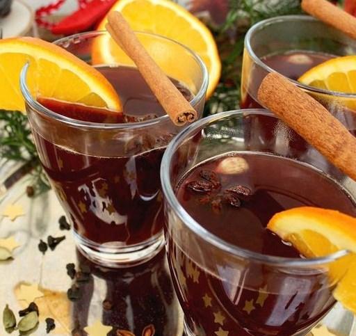 German Mulled Wine: Gluhwein #drinks #cocktails