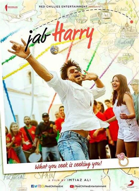 Jab Harry Met Sejal - Shahrukh Khan and Anushka Sharma