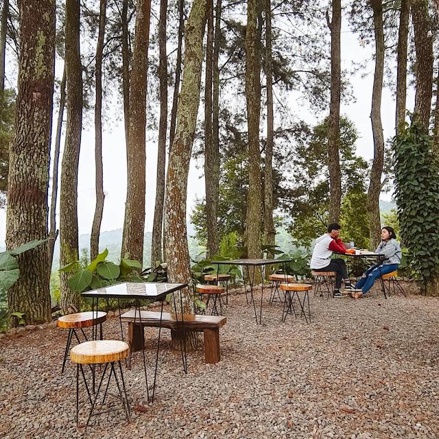 Aranya Coffee & Forest Bogor