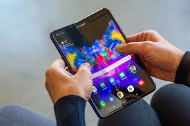 Samsung Galaxy Fold: Display
