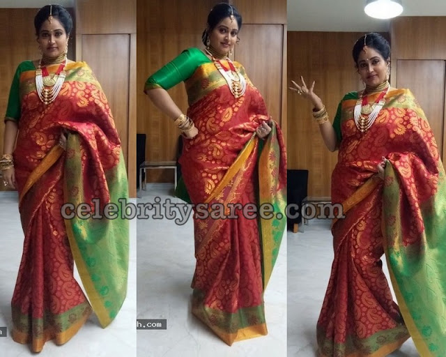 Divya Vani Traditional Saree