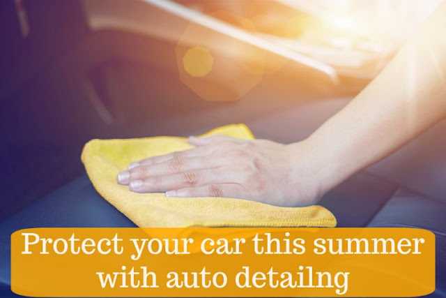 tips to protect your car this summer