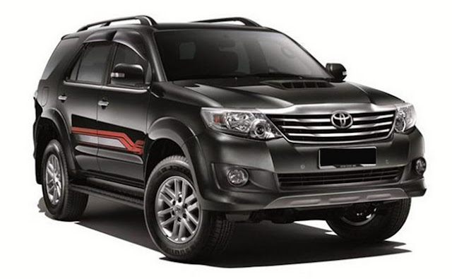 Toyota Fortuner Philippines Review