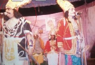 'राम' का बाण देखते ही 'रावण' को  आया अटैक,मौत