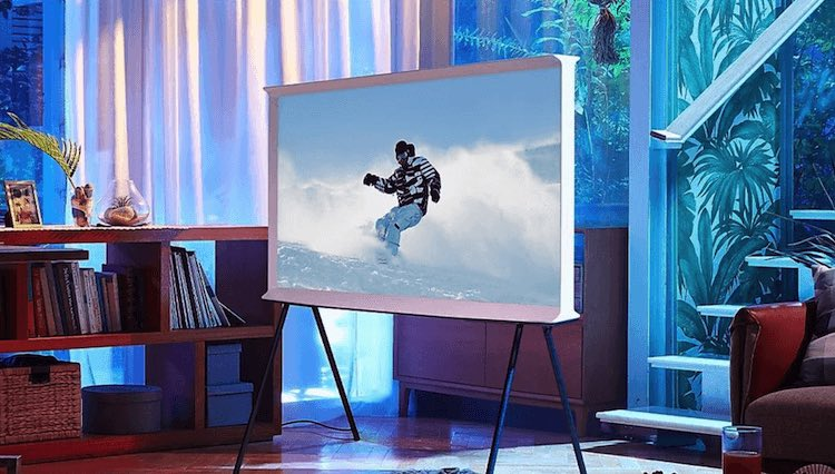 "Samsung Unveiled 2020 QLED 8K, 4K TV With Its Lifestyle TV ""The Serif"""