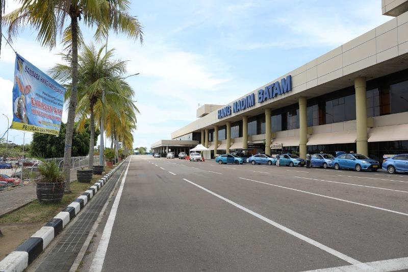 Dukung Aturan Larangan Mudik Guna Cegah Penyebaran Covid-19, Bandara Hang Nadim Batam Hentikan Sementara Layanan untuk Penerbangan Penumpang