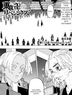 Update! Baca Manga Tokyo Revengers Chapter 174 Full Sub Indo